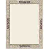 Earthtone Tiles Border Papers