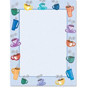Coffee House Border Papers