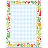Summer Picnic Border Papers