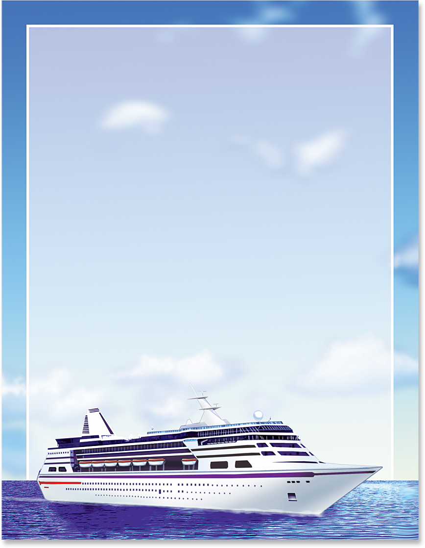 Cruise Flyer Template Free Ibovnathandedecker