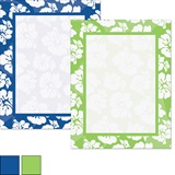Luau Border Papers