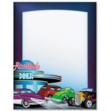 Car Club Border Papers