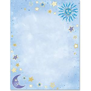 Dream Weaver Border Papers