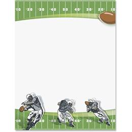 Fantasy Football Border Papers