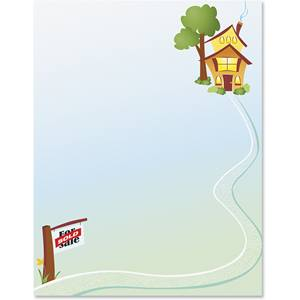 House Hunting Border Papers