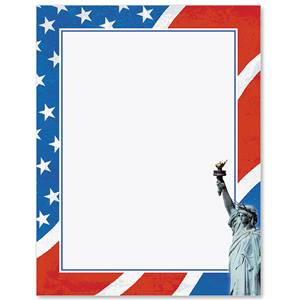 Lady Liberty Border Papers