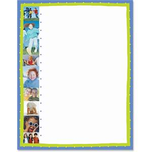 Kids at Play Border Papers