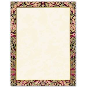 Marquetry Border Papers