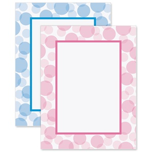 Serendipity Border Papers