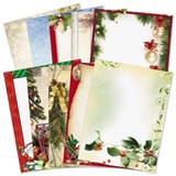 Holiday Border Papers Variety Pack