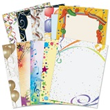 Party Border Papers Variety Pack