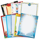 Kids Education Border Papers Variety Pack