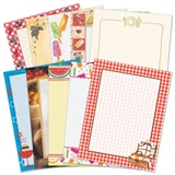 Menu Border Papers Variety Pack