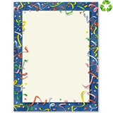 Confetti Border Border Papers
