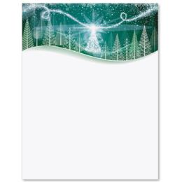 Winter Solstice Specialty Border Papers