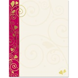 Cherished Hearts Specialty Border Papers