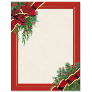 Trimmed in Gold Specialty Border Papers