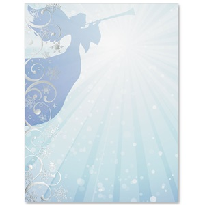 Holy Angel Specialty Border Papers | PaperDirect's