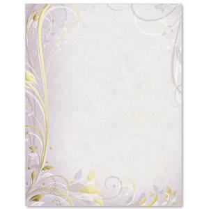 Hidden Garden Specialty Border Papers