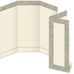 French Patina 3-Panel Brochures