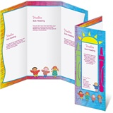 New Beginnings 3-Panel Brochures