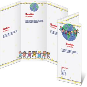 Planet Youth 3-Panel Brochures