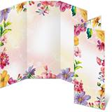 Brilliant Bouquet 3-Panel Brochures