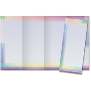 Soft Brights 4-Panel Brochures