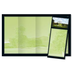 Country Club 4-Panel Brochures