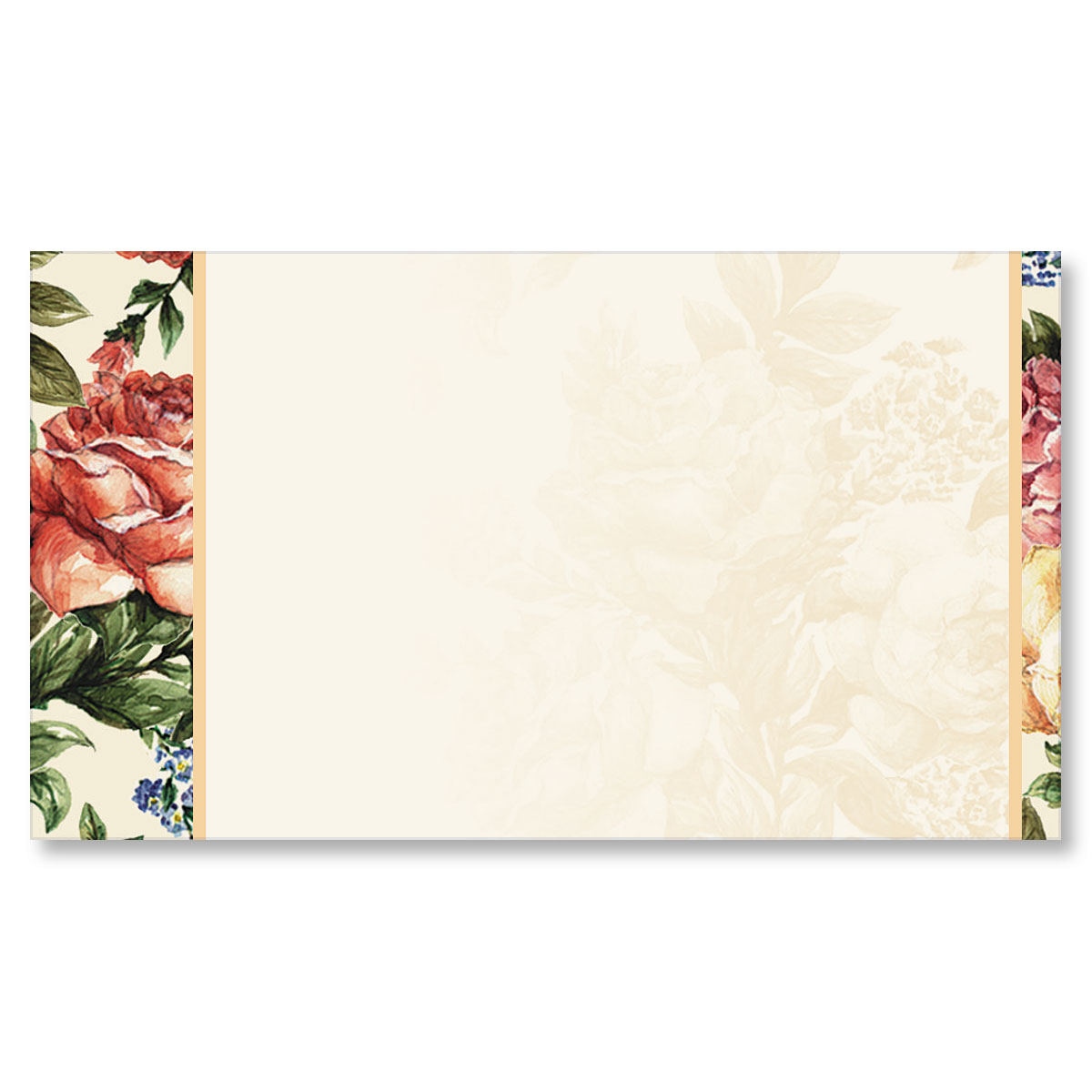 Victorian Rose Business Cards | PaperDirect\'s