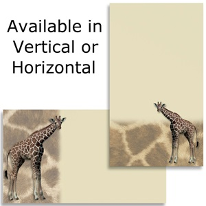 Giraffe Business Cards