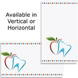 Dental Logo Business Cards