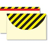 Safety Crescent Envelopes