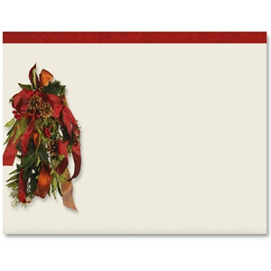 Ribbons and Holly Crescent Envelopes