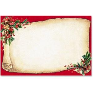 Printable Christmas Address Labels
