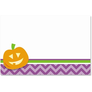 Boo To You Crescent Envelopes
