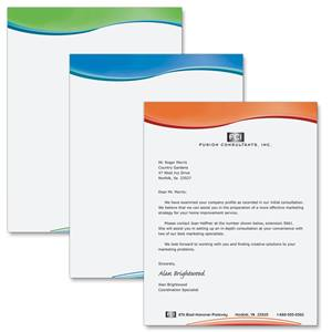 Swish Letterhead Papers