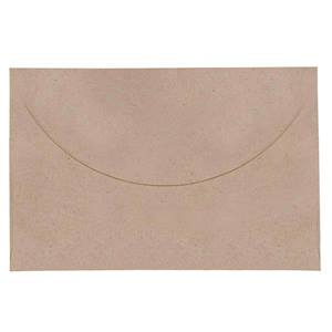 Kraft Crescent Envelope