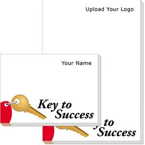 Key To Success Post-it Notes