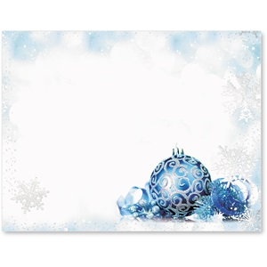 Electric Blue Specialty Postcards