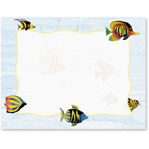 Tropical Fish Postcards