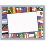 World Flags Postcards