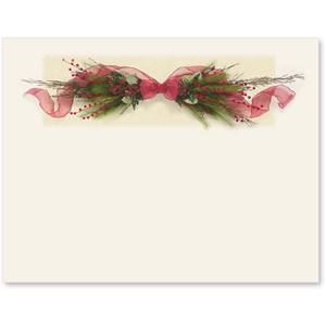 Wreath and Berry Postcards