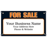 For Sale Vinyl Banners