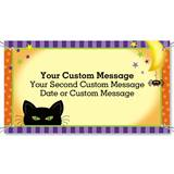 Wicked Kitten Vinyl Banners