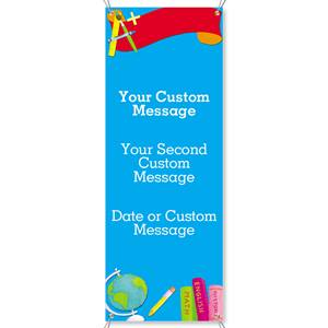 Honor Roll Vertical Banners