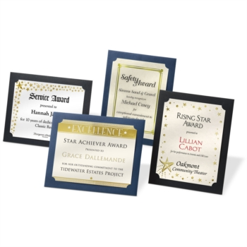 Economical FeatureFrames by PaperDirect