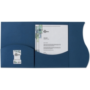 Regal Presentation Pocket Folder by PaperDirect