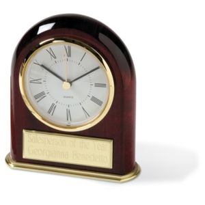 Piano Wood Clock by PaperDirect
