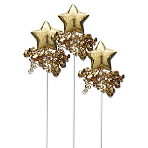 Chocolate Star on a Stick